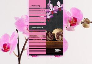 Román korejské autorky Han Kang Vegetariánka dostal prestižní Man Brookerovu cenu.