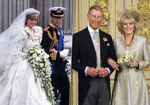 Manželství lady Diany a prince Charlese bylo nešťastné hned od počátku.