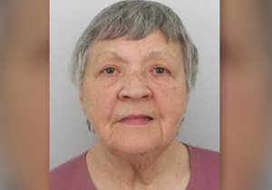 V Praze se ztratila diabetička Rauza (84). Našli ji na recepci hotelu