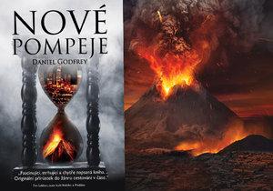 Originální debut anglického spisovatele Daniela Godfreye Nové Pompeje