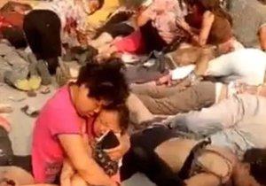 Výbuch v čínské mateřské školce zabil osm lidí.