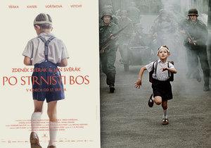 Po strništi bos je lyrický film o dětství a hrdinství v každém z nás, premiéru má 17. srpna 2017.
