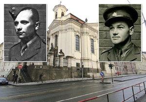 75 let od hrdinského odporu atentátníků na Heydricha: 7 parašutistů bojovalo 7 hodin se 740 esesáky!