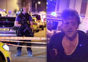 Teroristou, který najel před londýnskou mešitou do lidí, je Darren, 48letý táta od čtyř dětí.