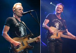 Sting už pomalu míří do Prahy, ve čtvrtek dorazí a v pátek vystoupí na Metronome Festivalu.