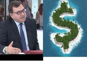Selhaly zákony i jejich vymáhání, říká Ježek ke kauze Panama Papers