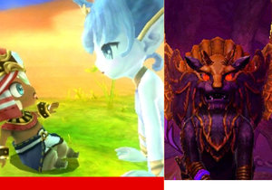 Ever Oasis pro Nintendo 3DS se povedlo.