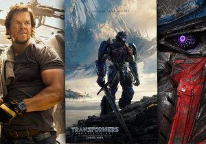 Páté dobrodružství autobotů ve snímku Transformers: Poslední rytíř přichází do kin 22. června 2017.