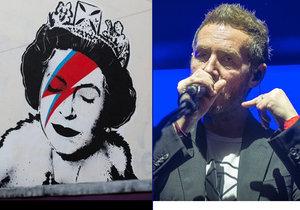 Identitu tajemného autora graffiti Banksyho omylem prozradil jeho kolega.