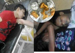 Abhimanyu Kumar otrávil sebe i své sourozence.