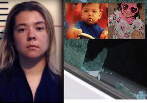 Matka je souzena za zabití vlastních dětí.