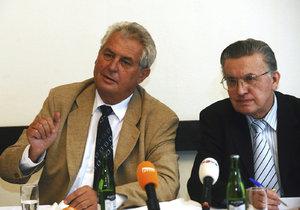 Zemřel exministr školství Eduard Zeman. V 69 letech podlehl rakovině