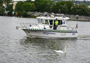 Služba poříční policie v Praze