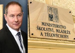 Petr Gazdík by se rád stal po volbách ministrem školství.
