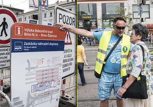 Obří tříměsíční vlaková výluka v Brně skončila: Příští rok to bude ještě horší!