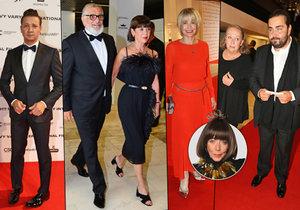 Františka se podívala na oblečení celebrit ze závěrečného večera filmových Karlových Varů.