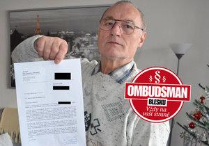 Pracujícího důchodce připravili o výplatu: Dluh uznali, ale nemají peníze!