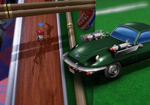 Micro Machines World Series jsou zábavné arkádové závody, ale projely to u nás kvůli absenci pořádného singleplayeru.