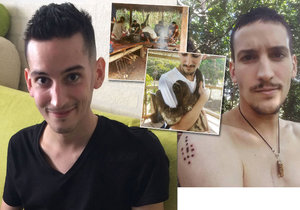 Zpověď Petra (23) s rakovinou: Letěl jsem 12 tisíc km a šaman mi řekl »sorry, amigo, tvou nemoc vidím poprvé«