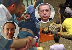 Turecko si připomíná rok od krvavě potlačeného puče