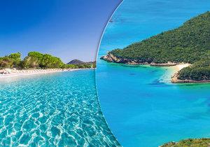 Nejkrásnější evropské pláže