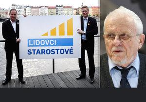 Bohumil Doležal zapochyboval nad výhodami předvolebních koalic, jako je ta lidovců s hnutím STAN.