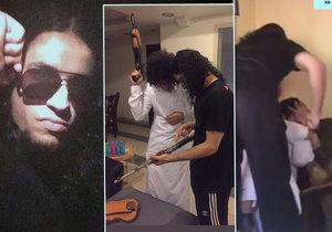 V Saúdské Arábii zatkli člena královské rodiny. Princ mlátil lidi a padával jim.