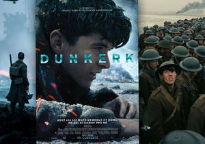 Události se do Dunkerku na pláž vrátily díky filmařům po 77 letech. Vznikl tam film, který se okamžitě po uvedení stal hitem.