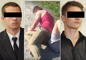 Youtubeři se poprali. Jeden druhému zlomil nohu. Za ublížení na zdraví se zodpovídá u soudu.