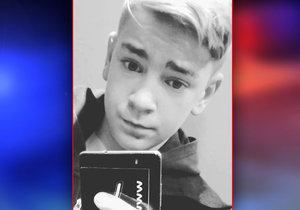 Martin Šubrt (12) z Plzně se ztratil.