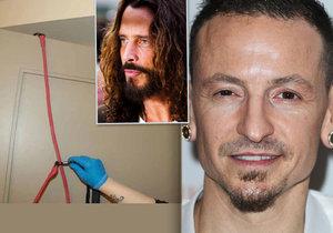 Chester Bennington ze skupiny Linkin Park se oběsil jako jeho kamarád Chris Cornell z kapely Soundgarden.