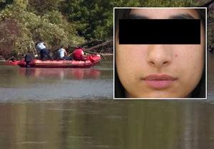 Kristínka (†15) zmizela při koupaní v řece, našli ji mrtvou