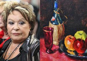 Jiřina Bohdalová je ze situace, která nastala, velmi zklamaná.