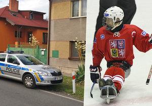Syn (8 měs.) kapitána české reprezentace vypadl z balkonu! Vrtulník ho transportoval do nemocnice
