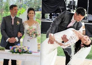 Herec a moderátor Tomáš Krejčíř prozradil detaily svojí svatby.