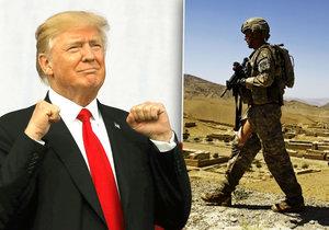 Americký prezident Donald Trump nechce v armádě vojáky, kteří si změnili pohlaví.