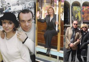 Zagorová a Margita procestovali celý svět.