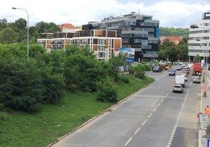 Demolice rampy Libeňského mostu jako součást větších úprav: Má vzniknout i nová silnice