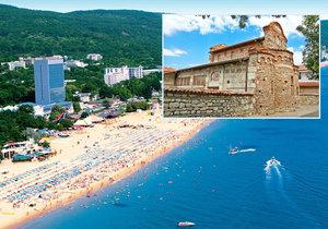 Bulharsko v posledních letech navštěvuje více turistů.
