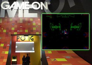 Výstava o historii videoher Game On míří do Prahy.