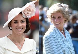 Komorník princezny Diany kritizuje Kate: Nikdy nebude jako Diana!