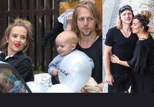 Tomáš a Tamara čekají narození třetího potomka, ale pořád dokážou blbnout jako malé děti.