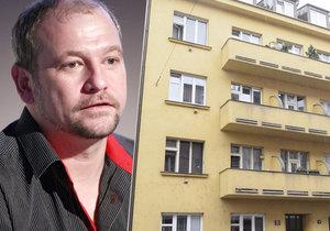 Exekuční dražba bytu Marka Taclíka: Dluhy vršil 13 let! Zamotal se do pasti