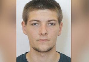 Luboš (22) utekl z psychiatrie: Má sebevražedné sklony, neviděli jste ho?