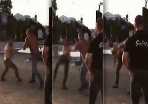Zápasník MMA zabil kulturistu (†32) během brutální pouliční bitky: Uzemnil ho kopem z otočky
