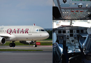 Z Kataru do Česka létá pravidelná linka.