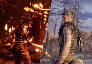 Ambiciózní projekt Hellblade: Senua's Sacrifice  se úplně nepovedl, přesto má některým hráčům co nabídnout.