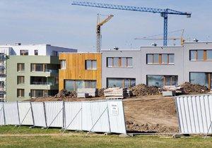 Brno chce stavět další byty! Pět domů za 170 milionů