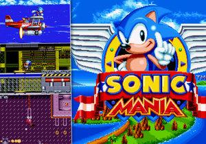 Sonic Mania je nejlepší hrou s ježkem Sonicem od dob Mega Drivu.