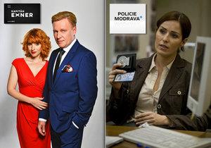 Jak dopadl souboj mezi seriály Kapitán Exner a Policie Modrava?